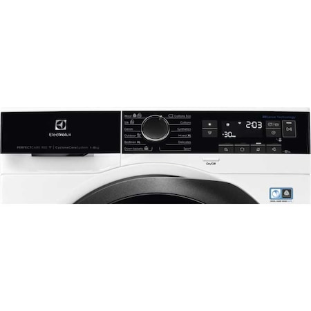 Electrolux PerfectCare 900 EW9H188SC display